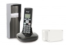 Interphone audio sans fil DECT, Duophone 150, Duophone 150